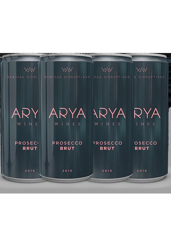 Pack Arya Prosecco Brut 2020
