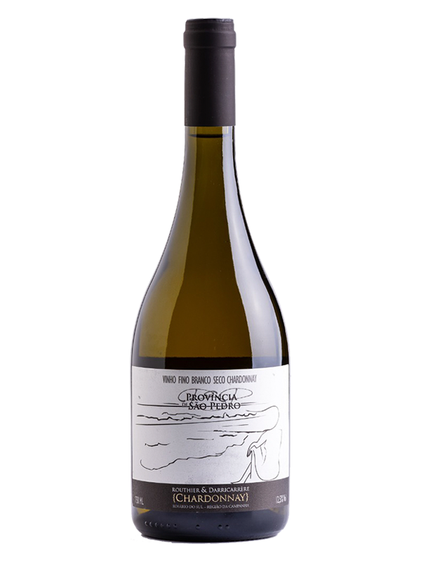 Routhier & Darricarrère Província de São Pedro Chardonnay 2020