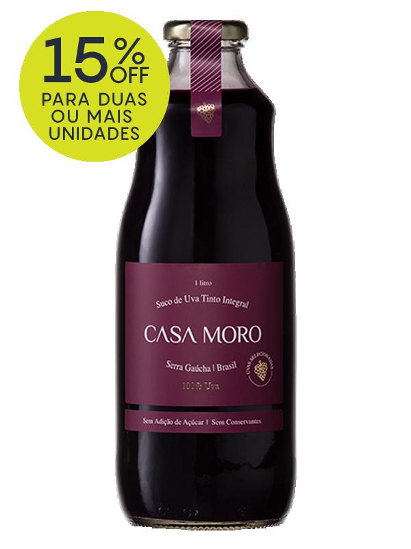 Suco de Uva Casa Moro 1l