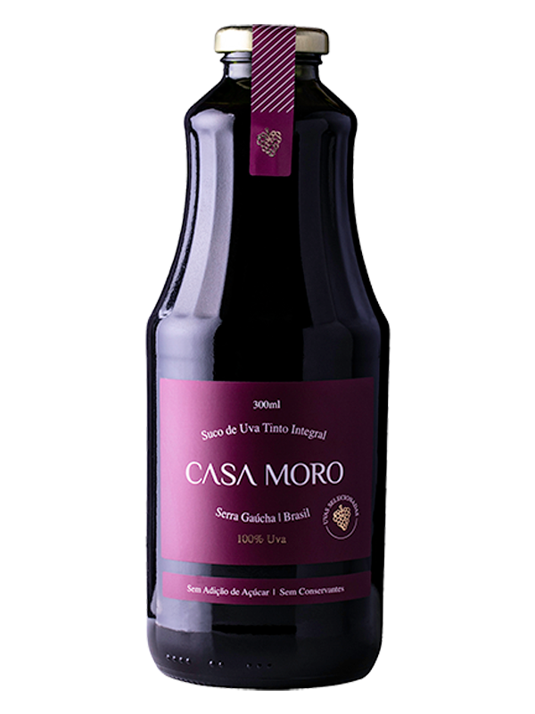 Suco de Uva Casa Moro 300ml