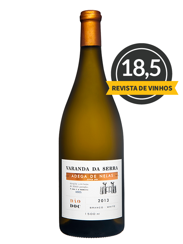 Varanda da Serra Dão Branco 2014 1500ml