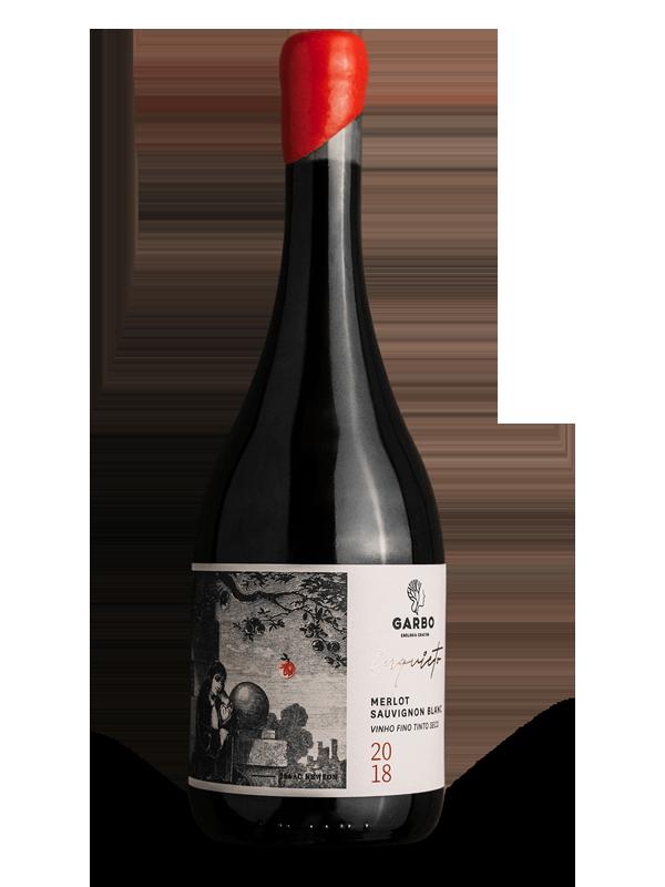 Garbo Inquieto Merlot - Sauvignon Blanc Tinto 2018