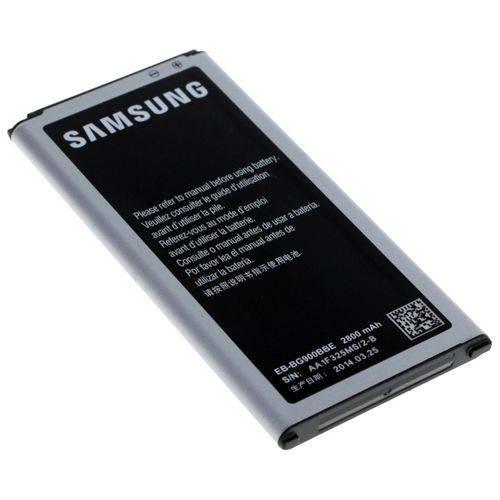 Bateria Galaxy S5 G900 Sm-g900m G9005 - Eb-bg900bbe ORIGINAL