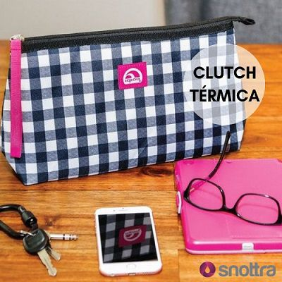 Clutch Termica Igloo Xadrez