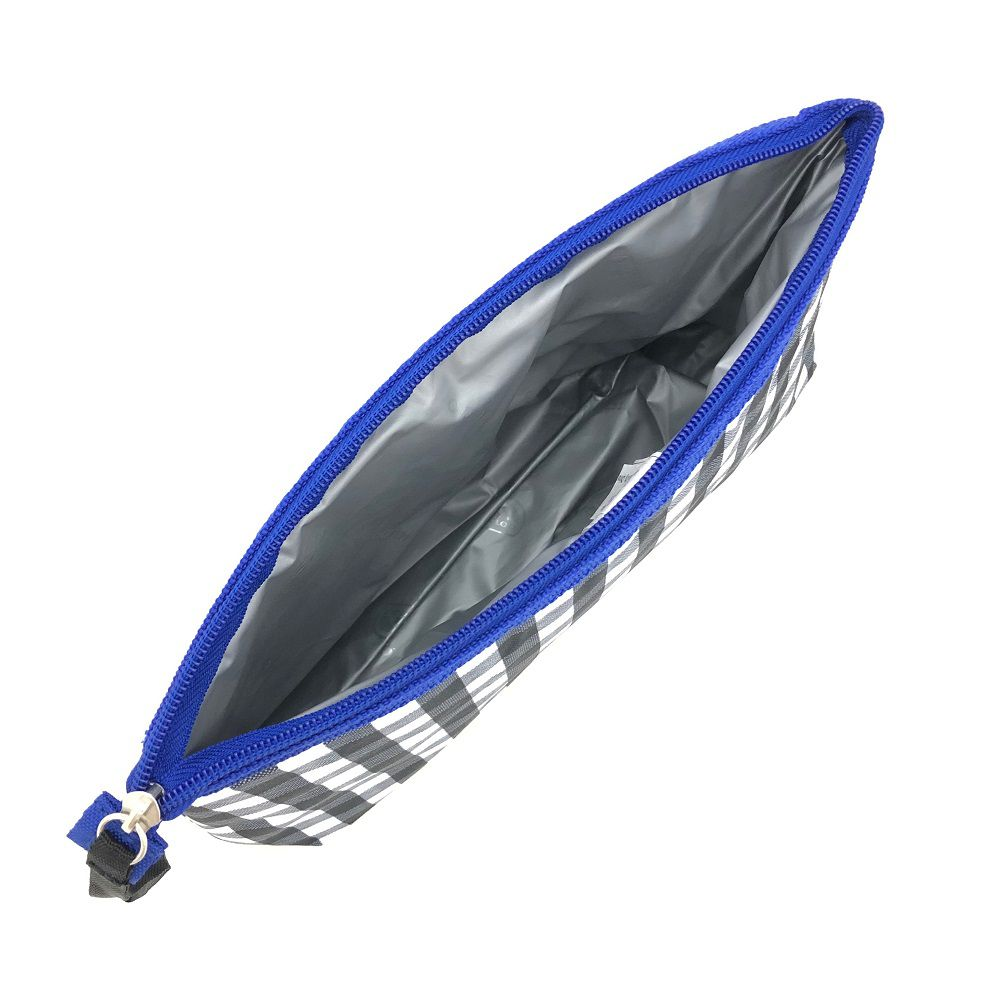 Clutch Térmica Igloo Xadrez Azul