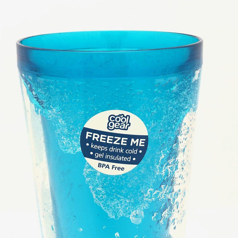 Copo Cool Gear Pilsner Azul