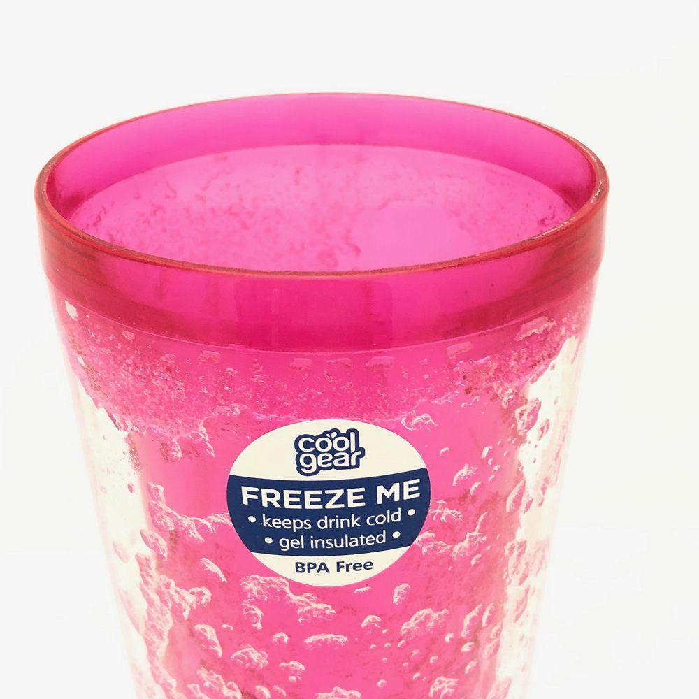 Copo Cool Gear Pilsner Rosa