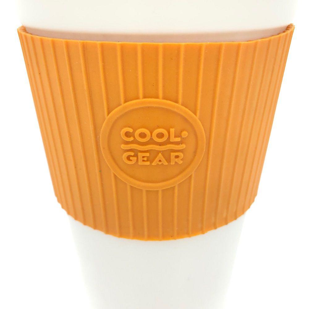 Copo de Café Cool Gear Laranja