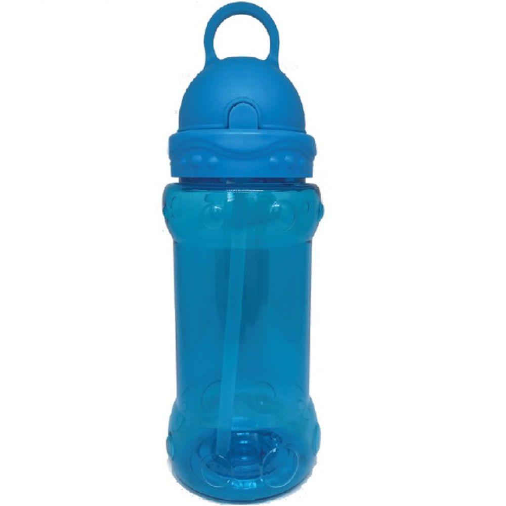 Garrafa Cool Gear Barbelzinha Azul