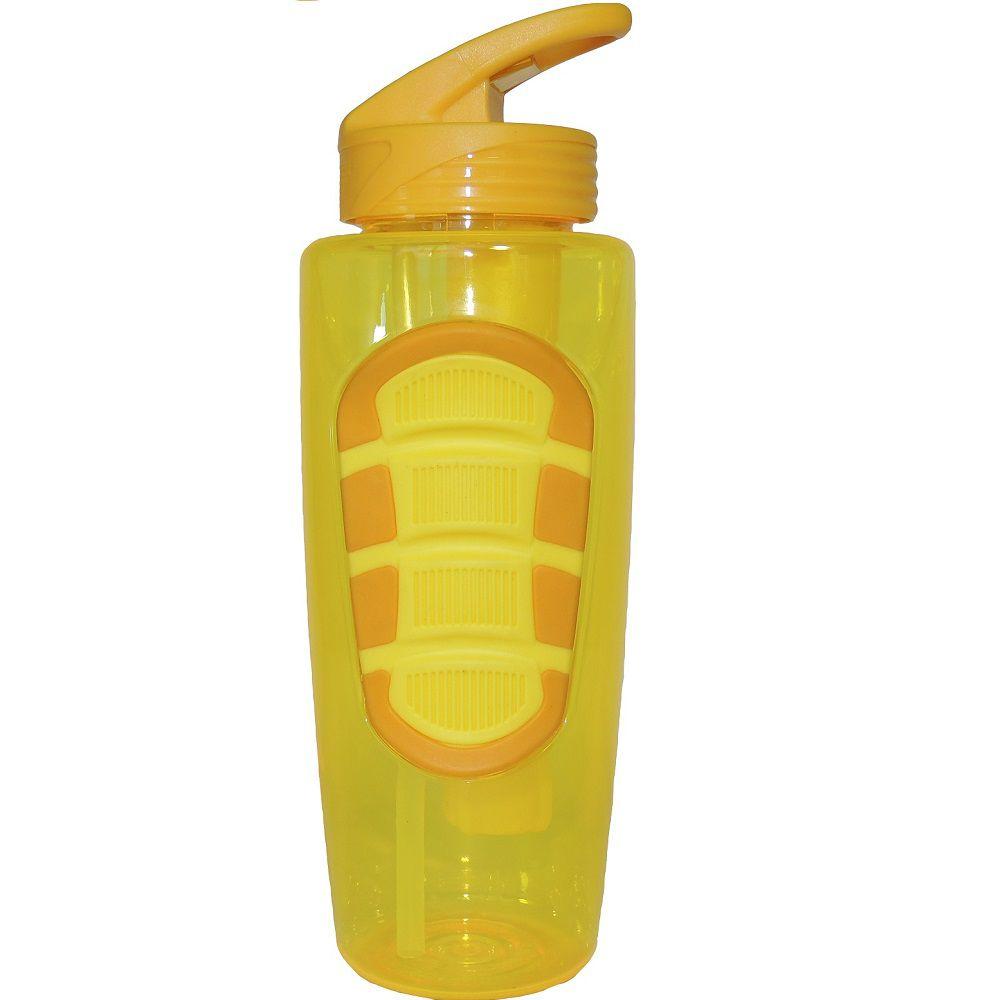 Garrafa Cool Gear Collegiate Amarelo