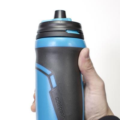 Garrafa Cool Gear Hydrosqueeze Azul