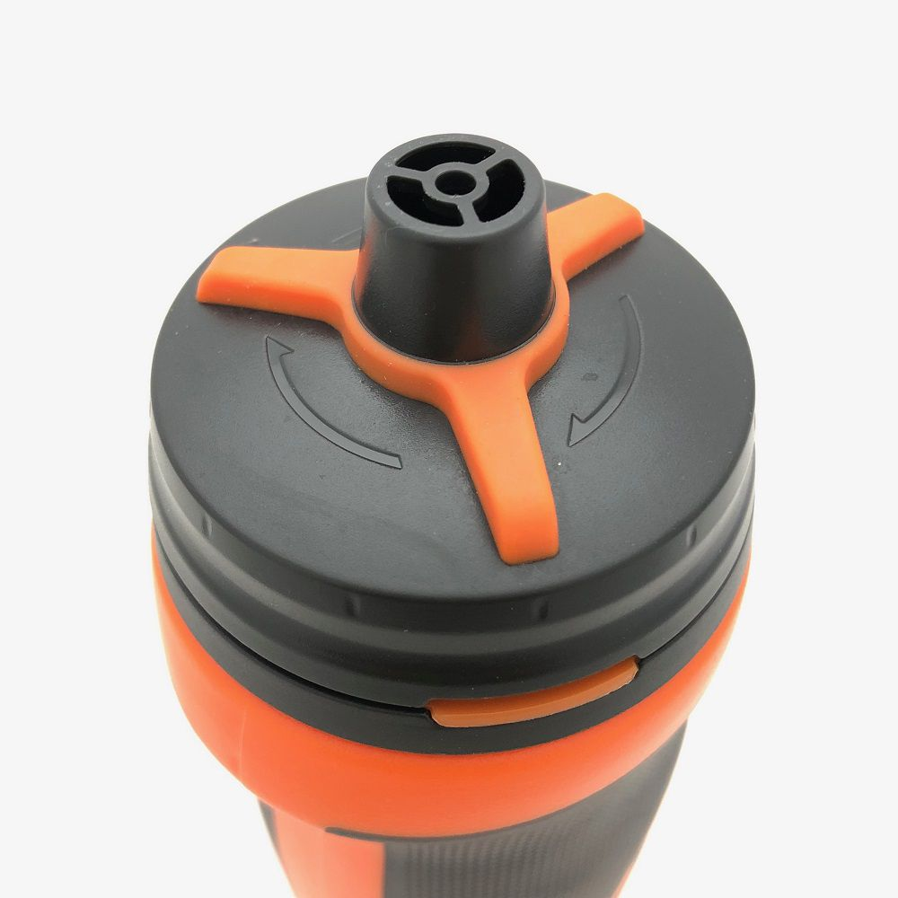 Garrafa Cool Gear Hydrosqueeze Laranja