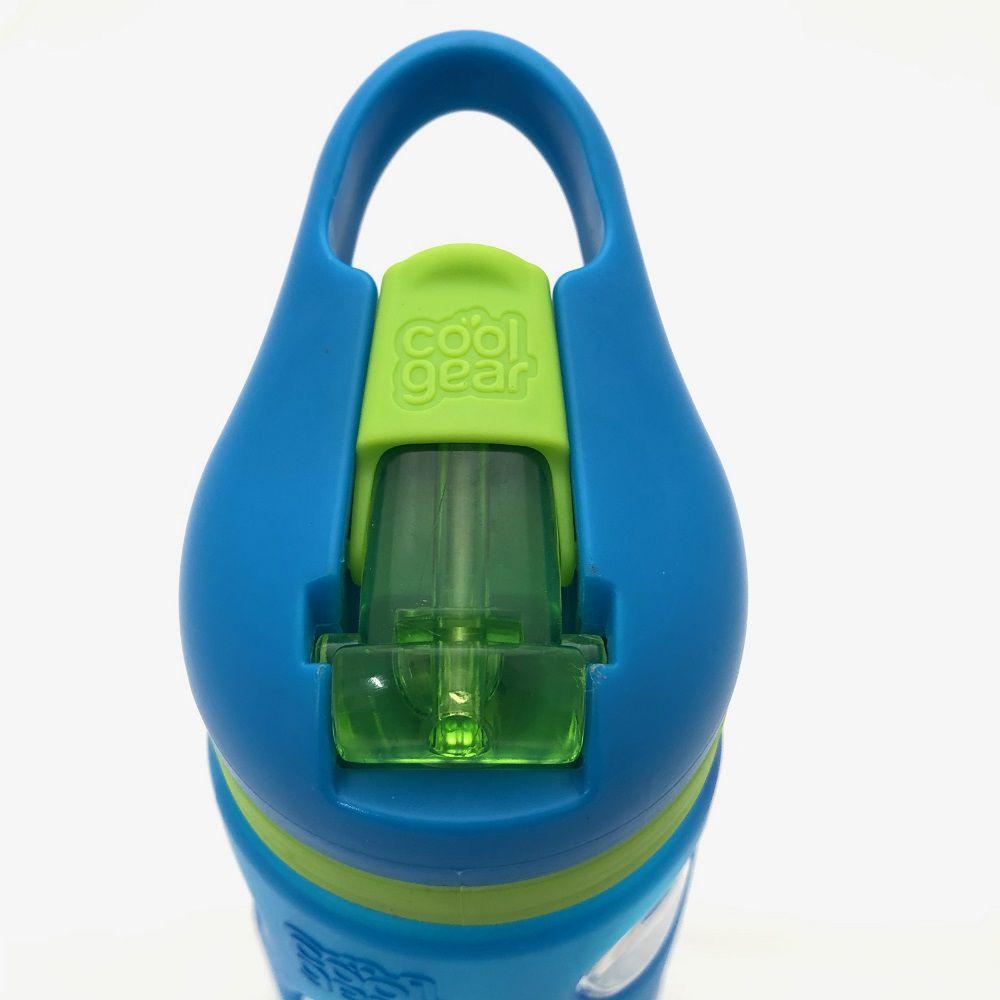 Garrafa Cool Gear Roundagon Azul