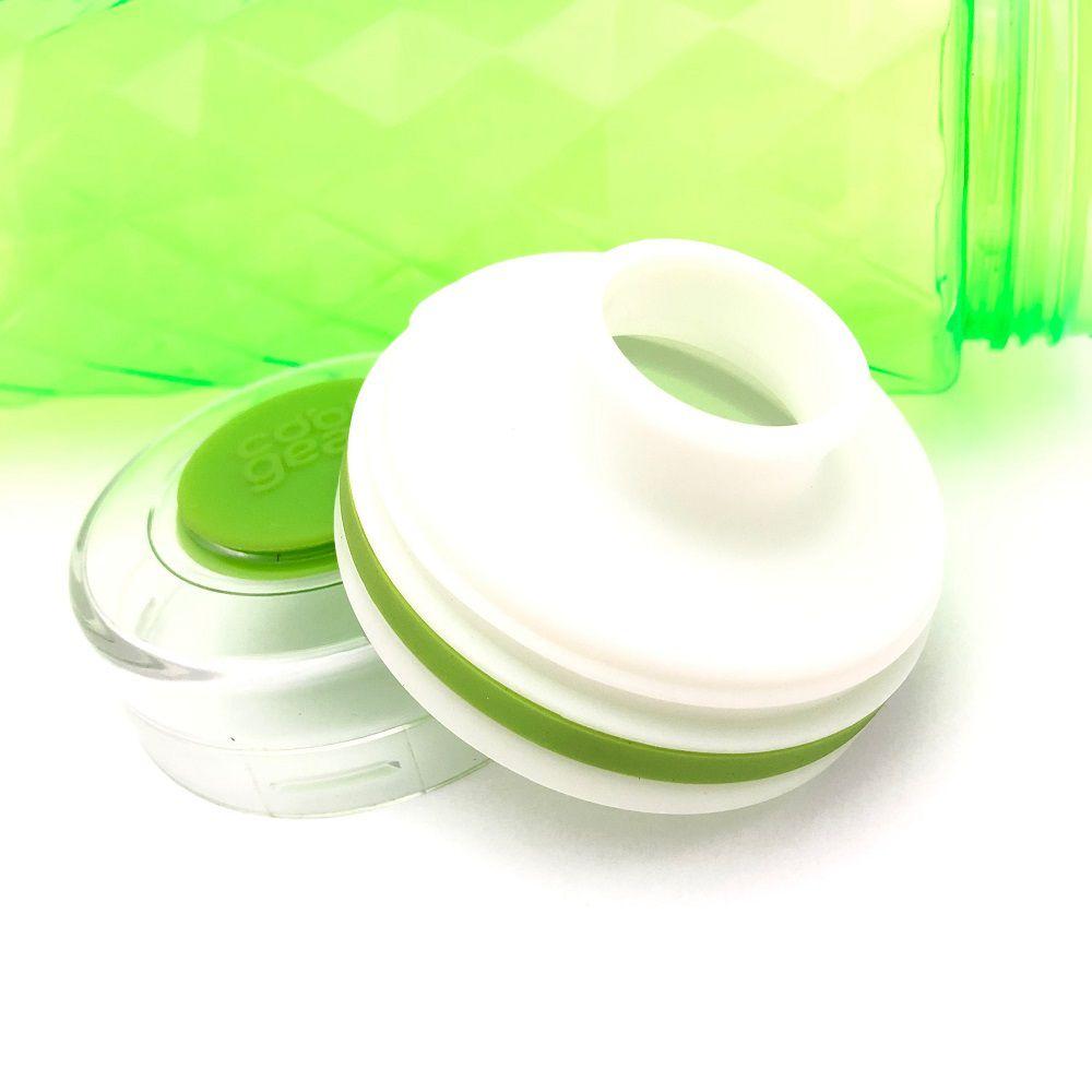 Garrafa Cool Gear Trifactal Verde
