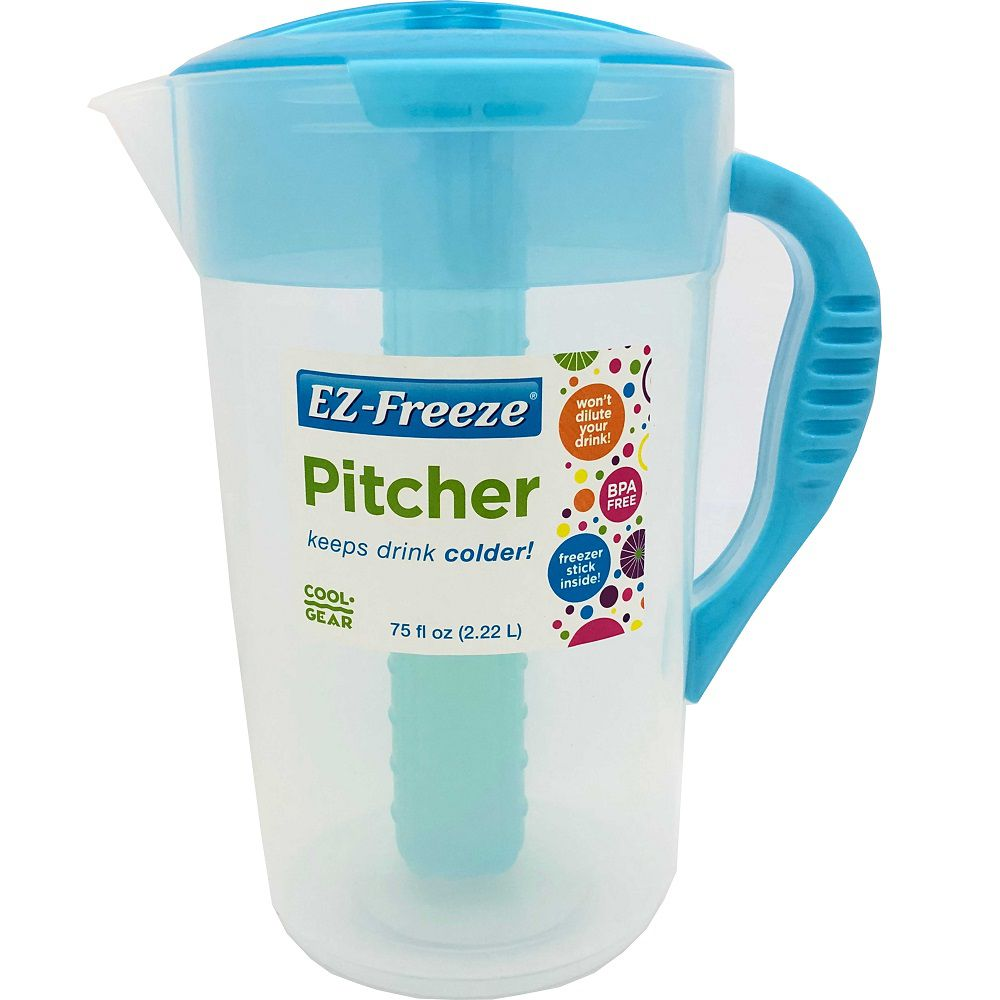 Jarra Cool Gear Pitcher Azul