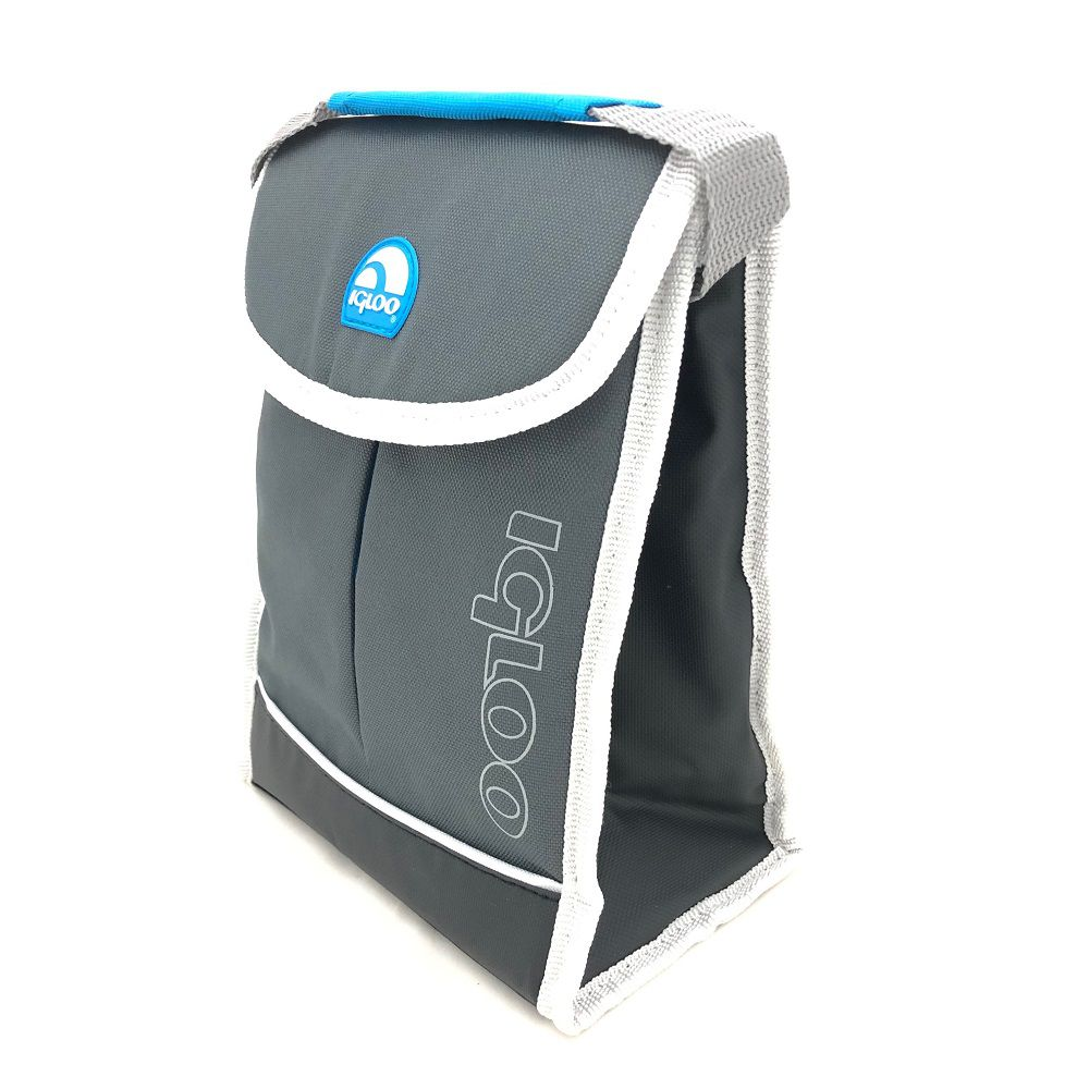 Lancheira Térmica Igloo Bag It Azul