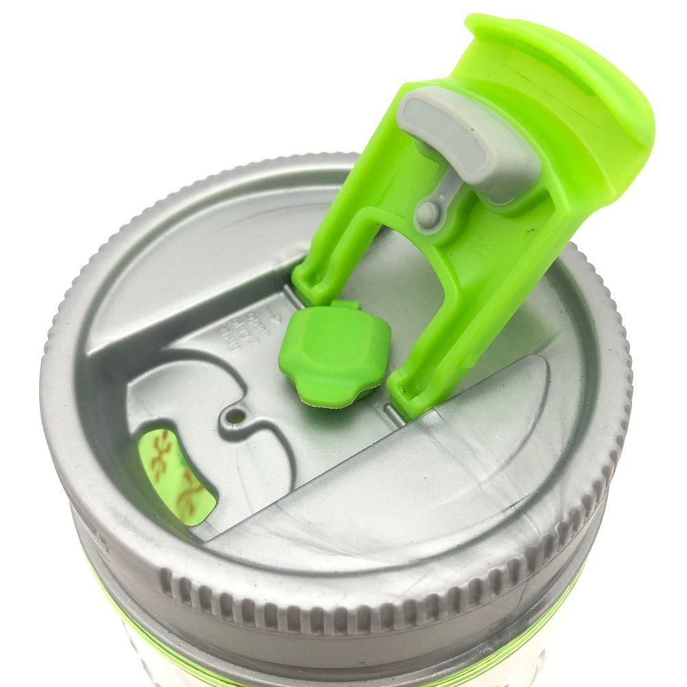Mason Jar Cool Gear Natalino Verde