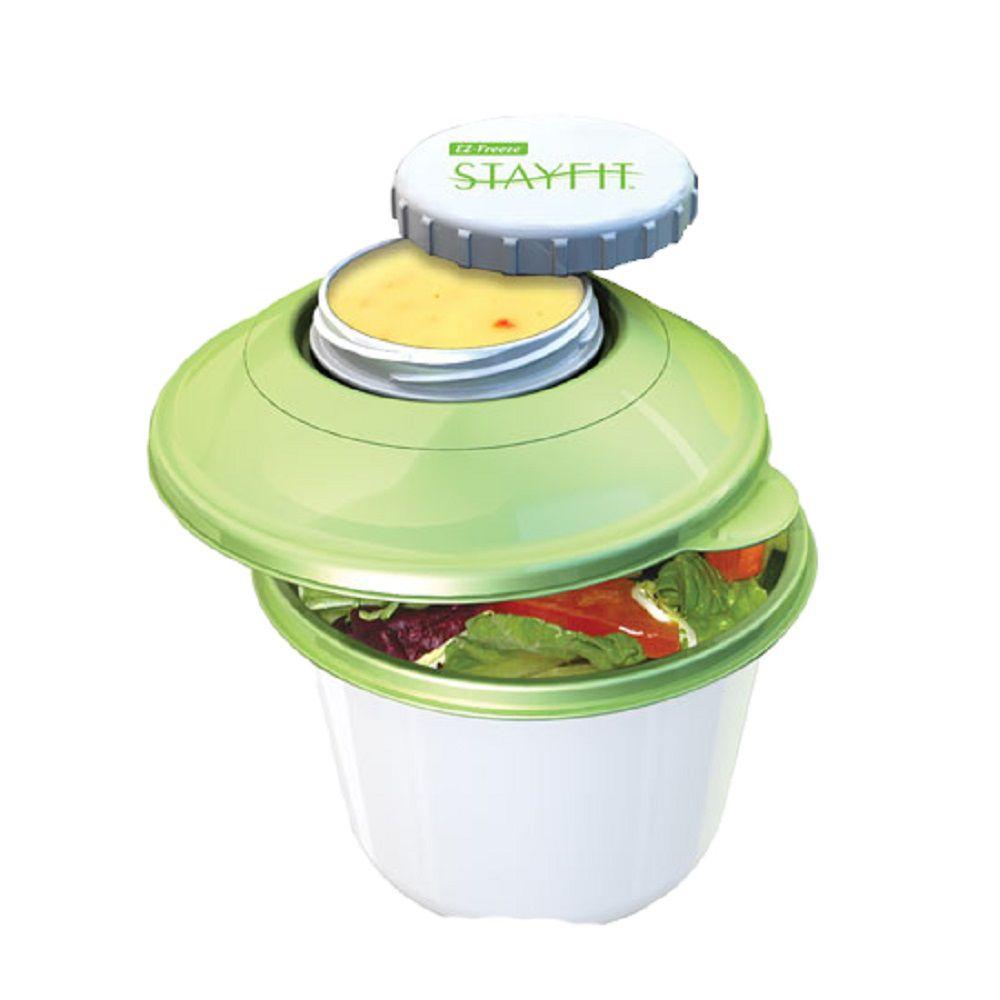 Pote Cool Gear para salada