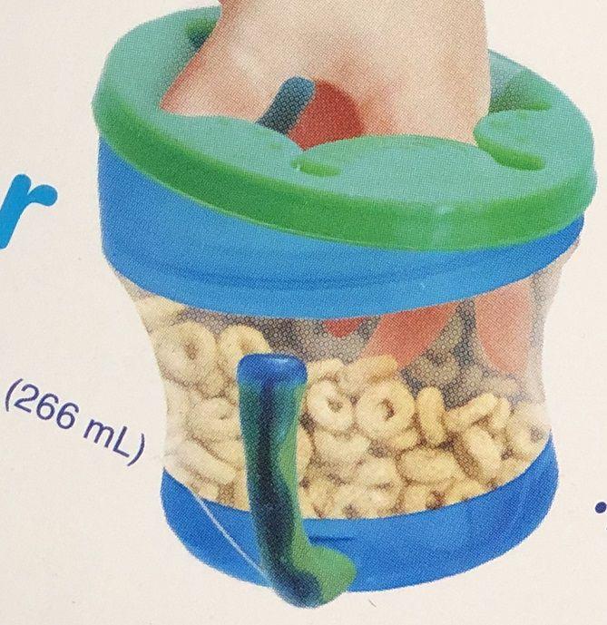 Potinho para Biscoito Grabber
