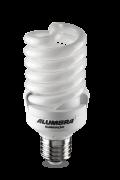 Lâmpada fluorescente compacta mini espiral 11W 220V luz branca