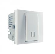 Mód. variador de luminosidade de toque 300/600W Bivolt branco linha Bliss