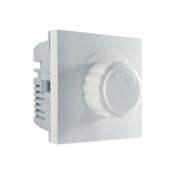 Mód. variador de luminosidade rotativo 220V/1000W branco linha Bliss
