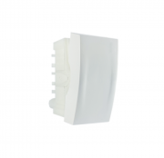 Módulo Interruptor simples 10A 250V~ branco linha Bliss