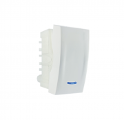 Módulo Interruptor simples c/luz 10A 250V~ branco linha Bliss