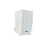 Módulo Pulsador minuteria c/ luz 10A 250V~ branco linha Bliss