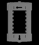 Suporte 4x2 para placas linha BLISS
