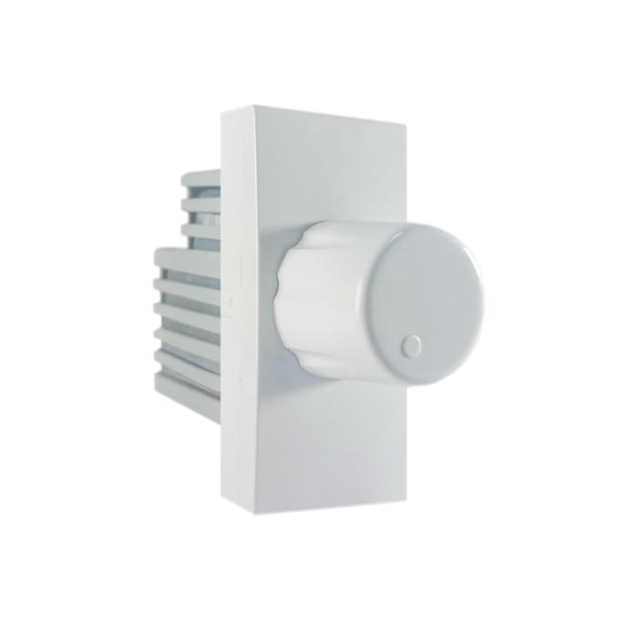 Mód. variador de luminisidade / velocidade 220V/600W branco linha Bliss