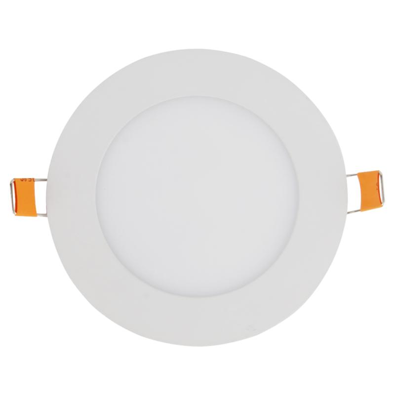 PAINEL LED EMBUTIR - diâmetro 170 x 20  (mm) - 12W - 6.500K BIVOLT