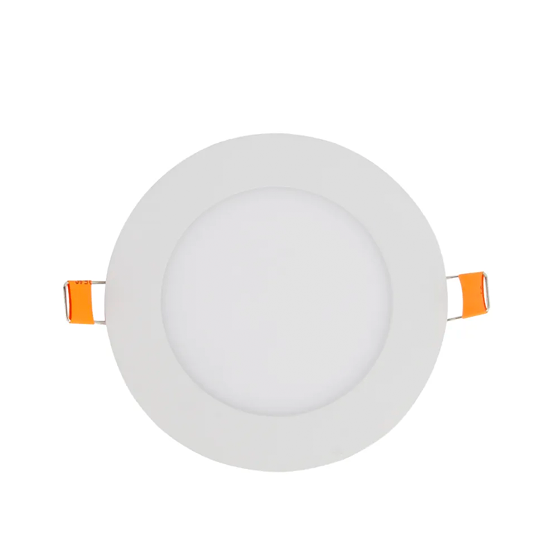 PAINEL LED EMBUTIR - diâmetro 170 x 20 (mm) - 12W - 6.500K BIVOLT - kit com 2 peças
