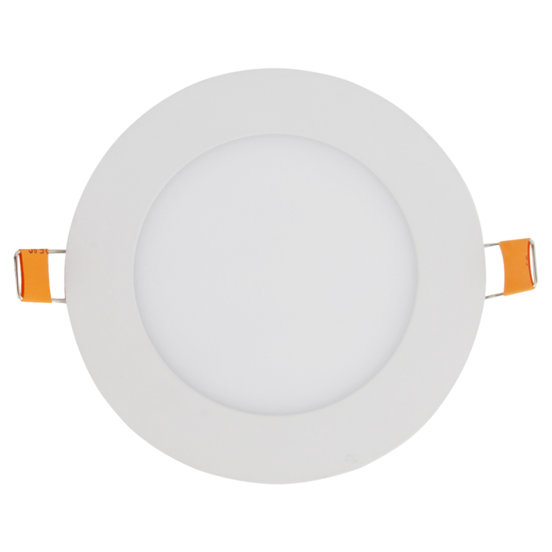 PAINEL LED EMBUTIR - diâmetro 220 x 20  (mm) - 18W - 6.500K BIVOLT