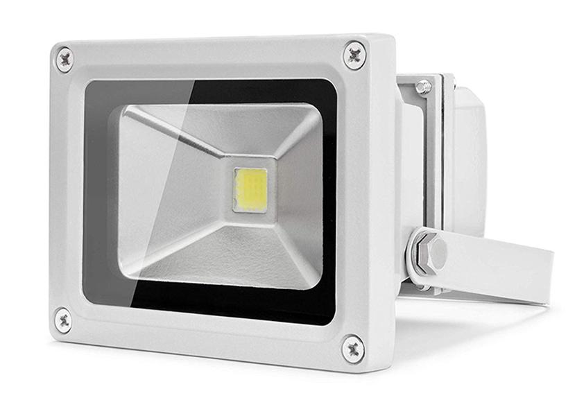 Refletor LED 10W Bivolt Luz Branca