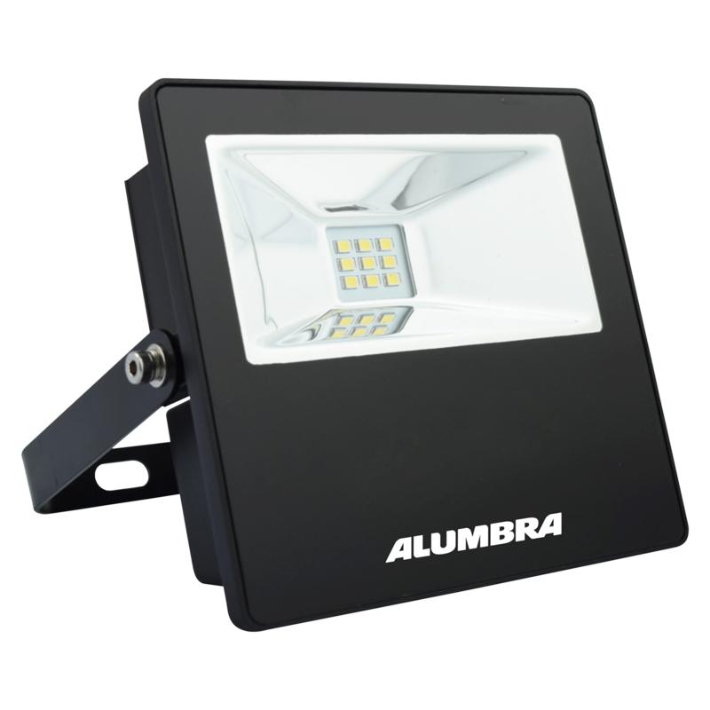 REFLETOR LED DO TIPO SLIM 10W - 6.500K BIVOLT