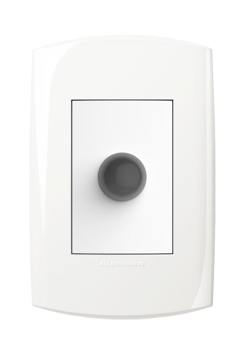 Sensor De Presença  Smart Xcontrol 4X2 Branco Blisspro