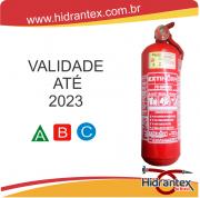 Extintor Abc Para Residencias, Vans e Tratores 2kg - Validade Até 06/2023