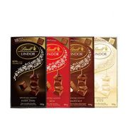Barra de Chocolate Lindor Single - Sabores