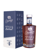Cachaça Companheira Single Barrel 17 anos  350 ml