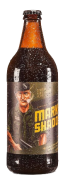Cerveja Artesanal Forte Escura Mark The Shadow Stout  600ml