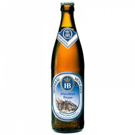 Cerveja Hofbrau Munchner Weisse 500ml