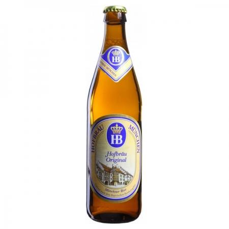Cerveja Hofbrau Original 500ml