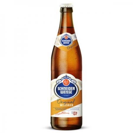 Cerveja Schneider Weisse TAP 7 Original 500ml