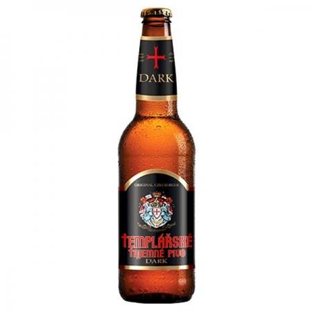 Cerveja Templarske Tajemné Pivo Dark 500ml