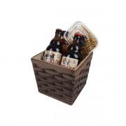 Cestinha de Presente com cerveja Waterloo