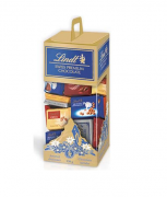 Chocolate Lindt Napolitains Assorted 350g