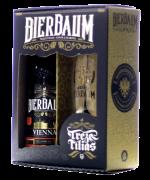 Kit Cerveja Artesanal Escura Puro Malte Bierbaum Vienna + COPO