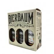 Kit de 3 cervejas Artesanal Bierbaum - Tema de Natal
