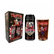 Kit de Cerveja Premium British Beer Iron Maiden Trooper